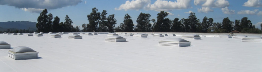 Commercial Industrial Roofing Blank Title
